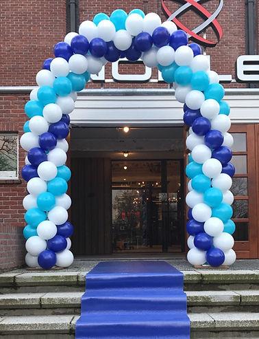 Officiële opening kantoor Bright Cape