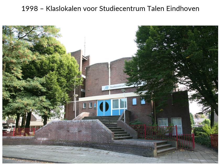 Studiecentrum Talen Eindhoven