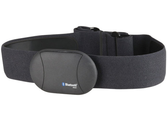 MONITOR CHEST HEART RATE BELT BL/TH APP