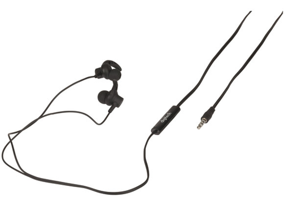 Stereo Canal Earphones with Microphone