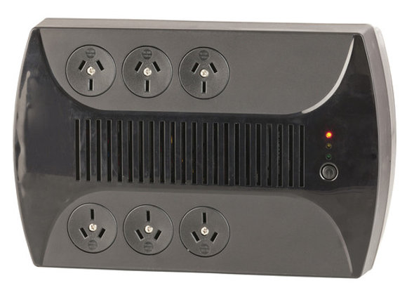 UPS 600VA/300W 6XSAA SKT COMPACT 7AH BAT