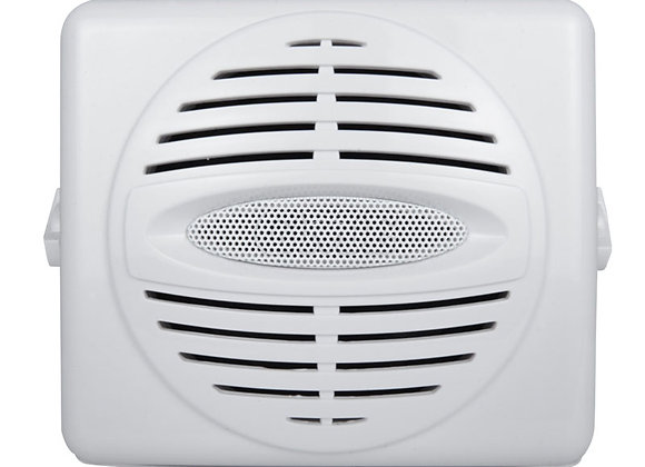 SPEAKERS BOX 4 INCH MARINE WHITE