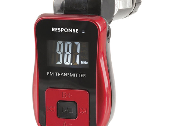 TRANSMITTER FM W/MP3 PLYR SD/MMC LCD