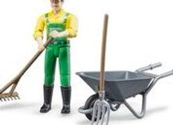 Bworld Figure-Set farmer