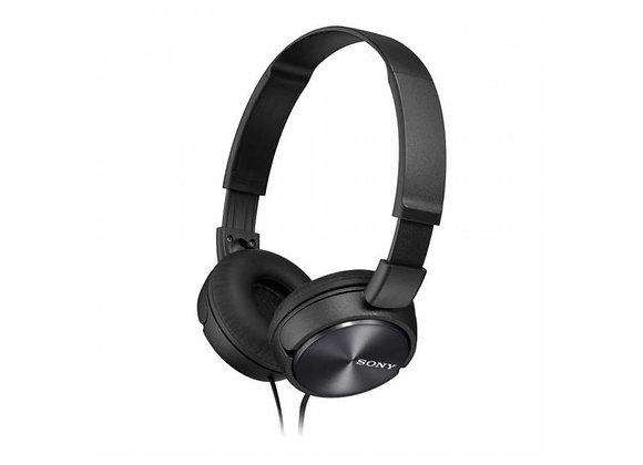 HEADPHONESS OVER-EAR HANDS FREE BLACK