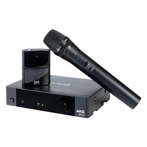 Singleton Hi-fi Hunter Valley AKG DMS100 Vocal Set Wireless Handheld Microphone