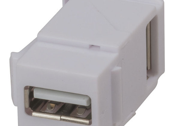 SKT USB-USB 2.0 RIGHT ANGLE KESTONE INS