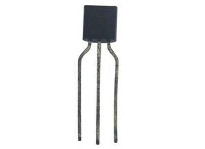 TRAN BC550 NPN 50V 100MA TO92