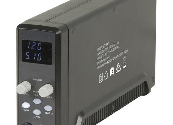 PSU LAB 16V/5A 27V/3A 36V/2.2A LCD DISP