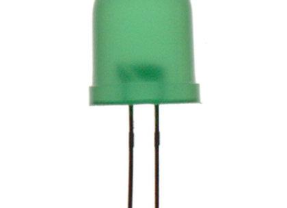 LED 5MM DIF GRN 80MCD