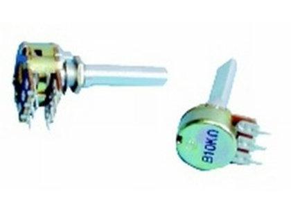 POT PCB LIN SG 16MM B1K STD IMP SHAFT