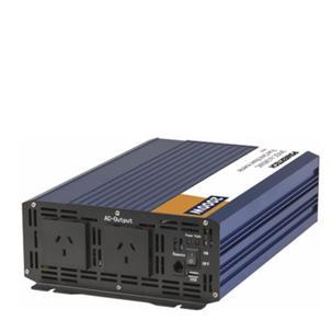 Singleton Hi-fi Hunter Valley Jaycar 2000W 24VDC to 230VAC Pure Sine Wave Inverter - Electrically Isolated