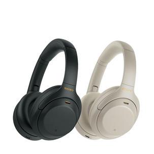 Singleton Hi-fi Hunter Valley Sony WH-1000XM4 Noise Cancelling Wireless Head Phones black white