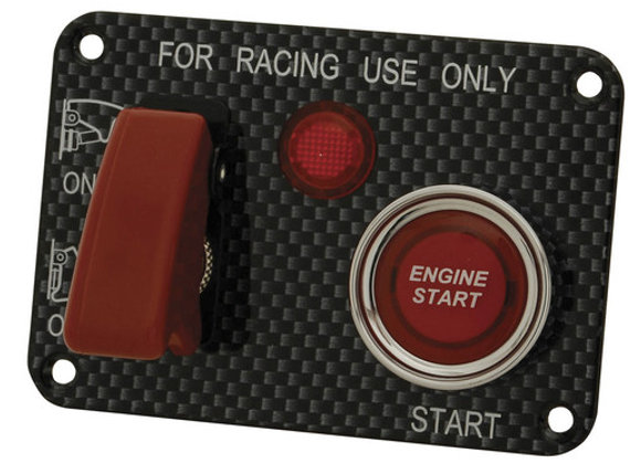 SWITCH IGNITION ENG START PANEL RACE
