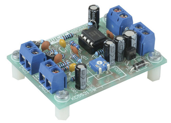 KIT - PREAMP STEREO / DUAL CH 06/15