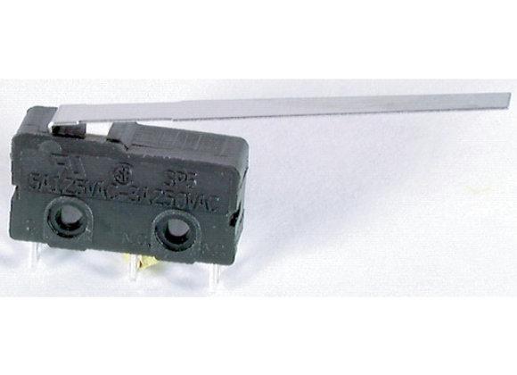 SWITCH MICRO SPDT 250V 3A MINI W/LVR