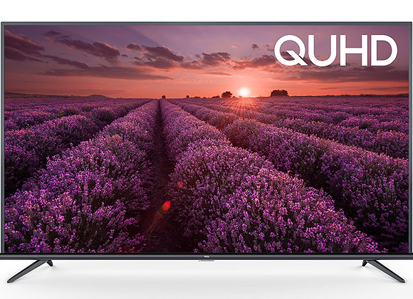 TELEVISION 55 INCH QUHD FULL SMART GOOGLE ASSIST AND ALEXA DTS SOUND