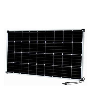 Singleton Hi-fi Hunter Valley Jaycar 12V 130W Monocrystalline Solar Panel