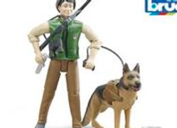 Bworld Forester with dog + equipment