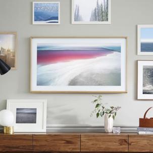 Singleton Hi-fi Hunter Valley Samsung 55 inch The Frame QLED 4K Smart TV