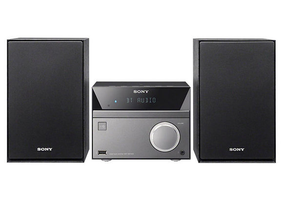 SONY Hi-Fi System with Bluetooth CMT-SBT40D