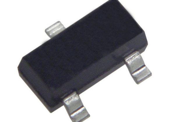 SMD TRAN BC807 PNP SOT23-3 45V PK10