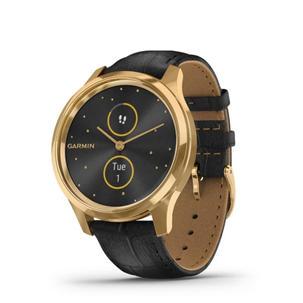 Singleton Hi-fi Hunter Valley Garmin Smart Watch Vivomove Luxe 24k Gold Stainless Steel Case
