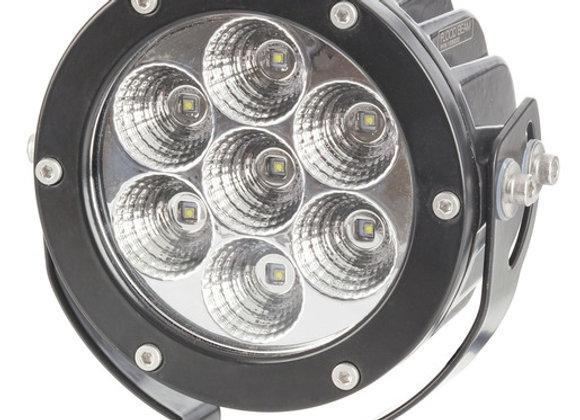 LIGHT LED FLOOD HI PWR IP68 12-24V BLK