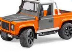 BR1:16 Land Rover Defender Pick Up