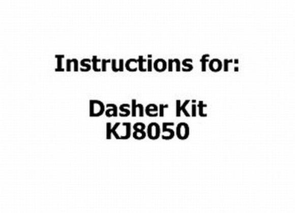INSTRUCT (KJ8050) SC3 #1 DASH FLASHER