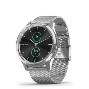 Singleton Hi-fi Hunter Valley Garmin Smart Watch Vivomove Luxe Stainless Steel Case