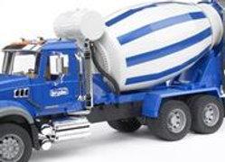 BR1:16 MACK Granite Cement Mixer