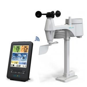 Singleton Hifi Hunter Valley Explore Scientific 5-in-1 WiFi Professional Weather Station WSX1001