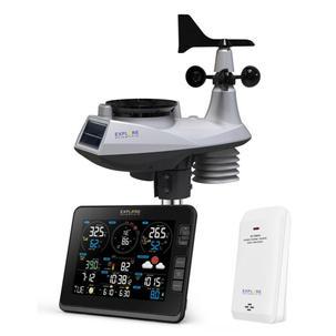 Singleton Hifi Hunter Valley Explore Scientific 5-in-1 WiFi Professional Weather Station WSX3001