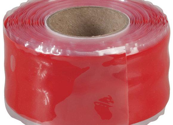 TAPE TUFF 25MM X 3M RED SELF-FUSING