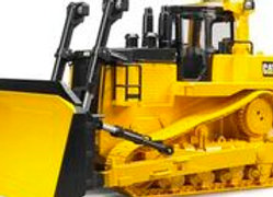 BR1:16 CATERPILLAR Large track- Bulldozer w/Ripper