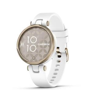 Singleton Hi-fi Hunter Valley Garmin Smart Watch Lily Cream Gold Bezel