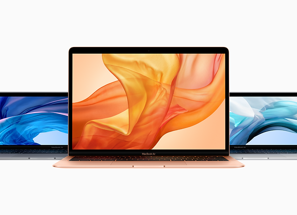 MACBOOK AIR GOLD I5 8GB 128SSD