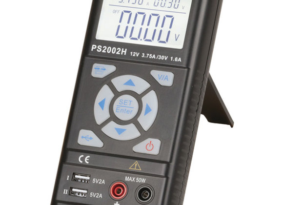 PSU LAB SMPS 0.3-30V 3.75A 50W W/LCD+USB