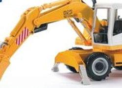 BR1:16 Liebherr Wheeled Excavator