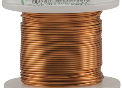 WIRE EN CU 1.25MM 16BS 100G