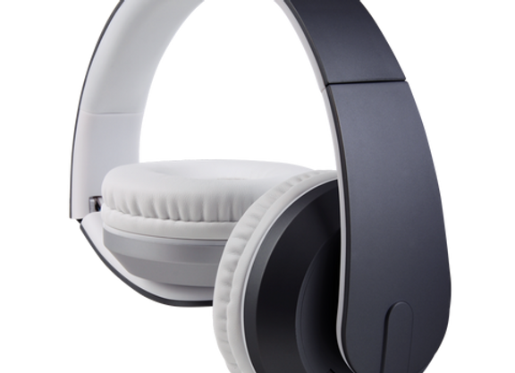 Headphones Liquid Ears Metallic LE17BHMB