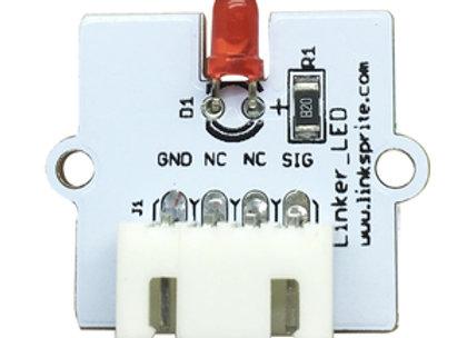 LED LINKER 3MM RED