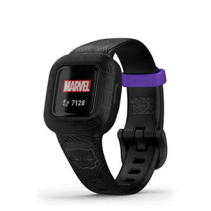 Singleton Hi-fi Hunter Valley Garmin Smart Watch Vivofit Jnr 3 Marvel Black Panther