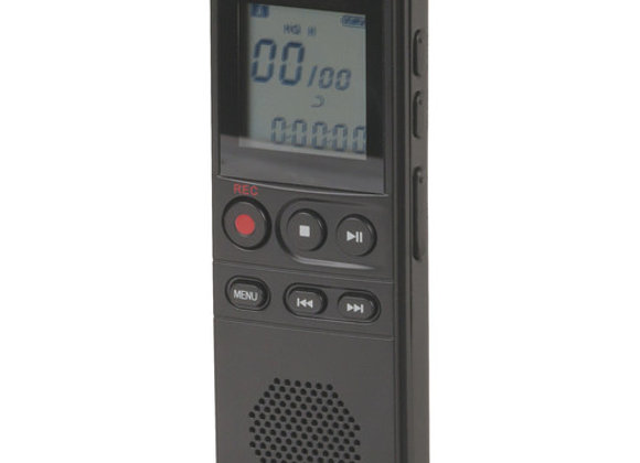 RECORDER VOICE DIG 2GB BATTERY W/USB