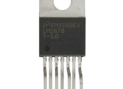 VREG LM2678T-5 5V 5A STEPDOWN TO220/7P