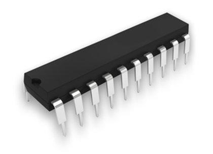 IC ADC0804 A/D CONVTR DIP20
