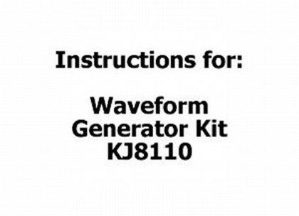 INSTRUCT (KJ8110) SC3 #30 WAVEFORM GEN