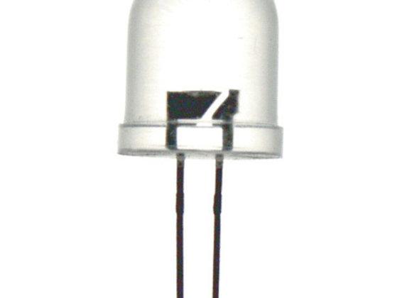 LED 10MM CLR GRN 9000MCD