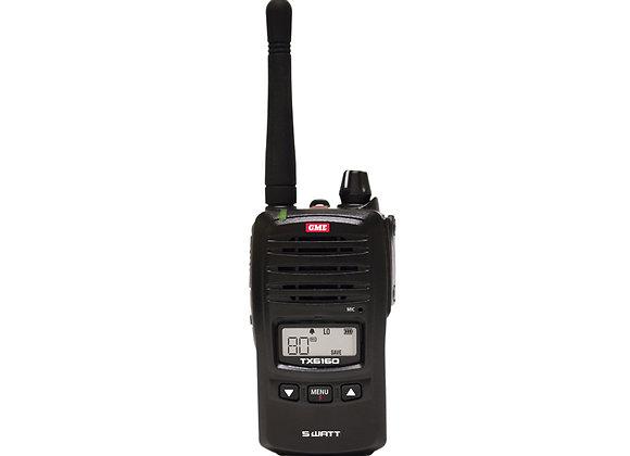 UHF 5 WATT HANDHELD BASE UNIT